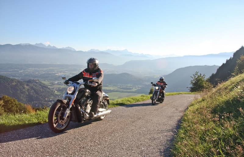 Motorradland Kärnten, Gerlitzen Alpe