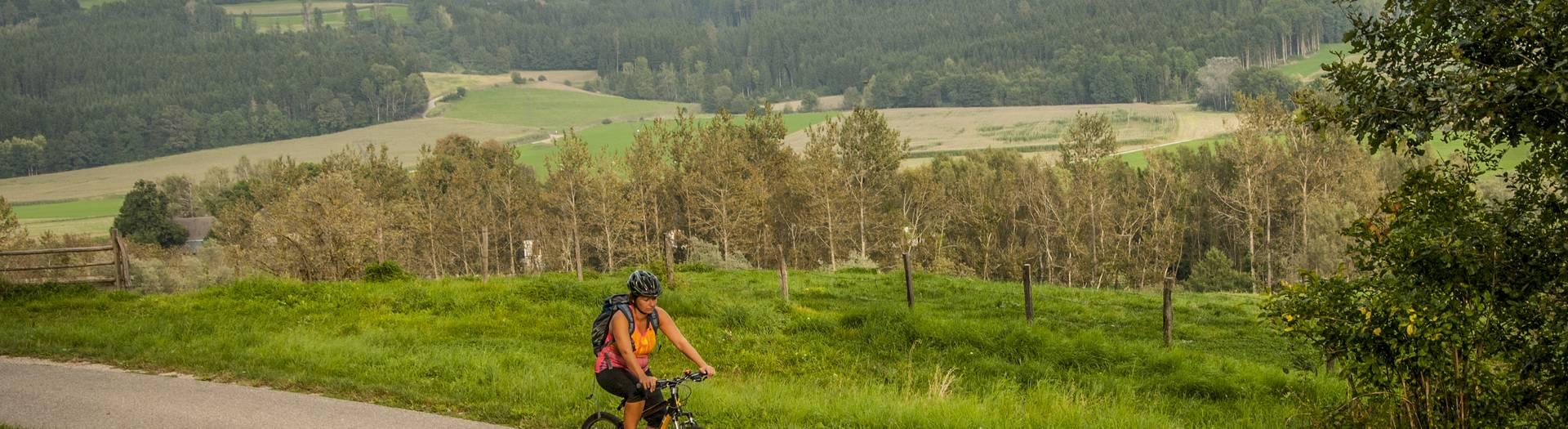 Radfahren in Kappel am Krappfeld in Mittelkärnten