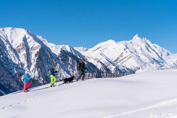 Magische Momente Winter Nationalpark Hohe Tauern