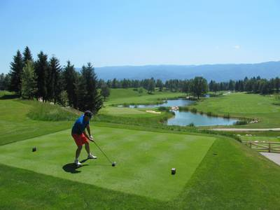 A cross-border Golf experience in three countries