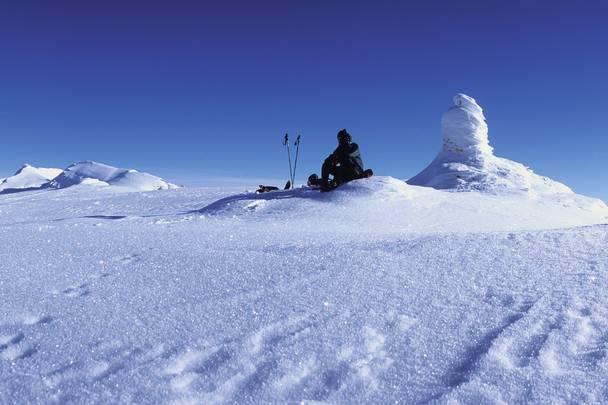 Den Winter genießen in der Nationalpark Region Hohe Tauern