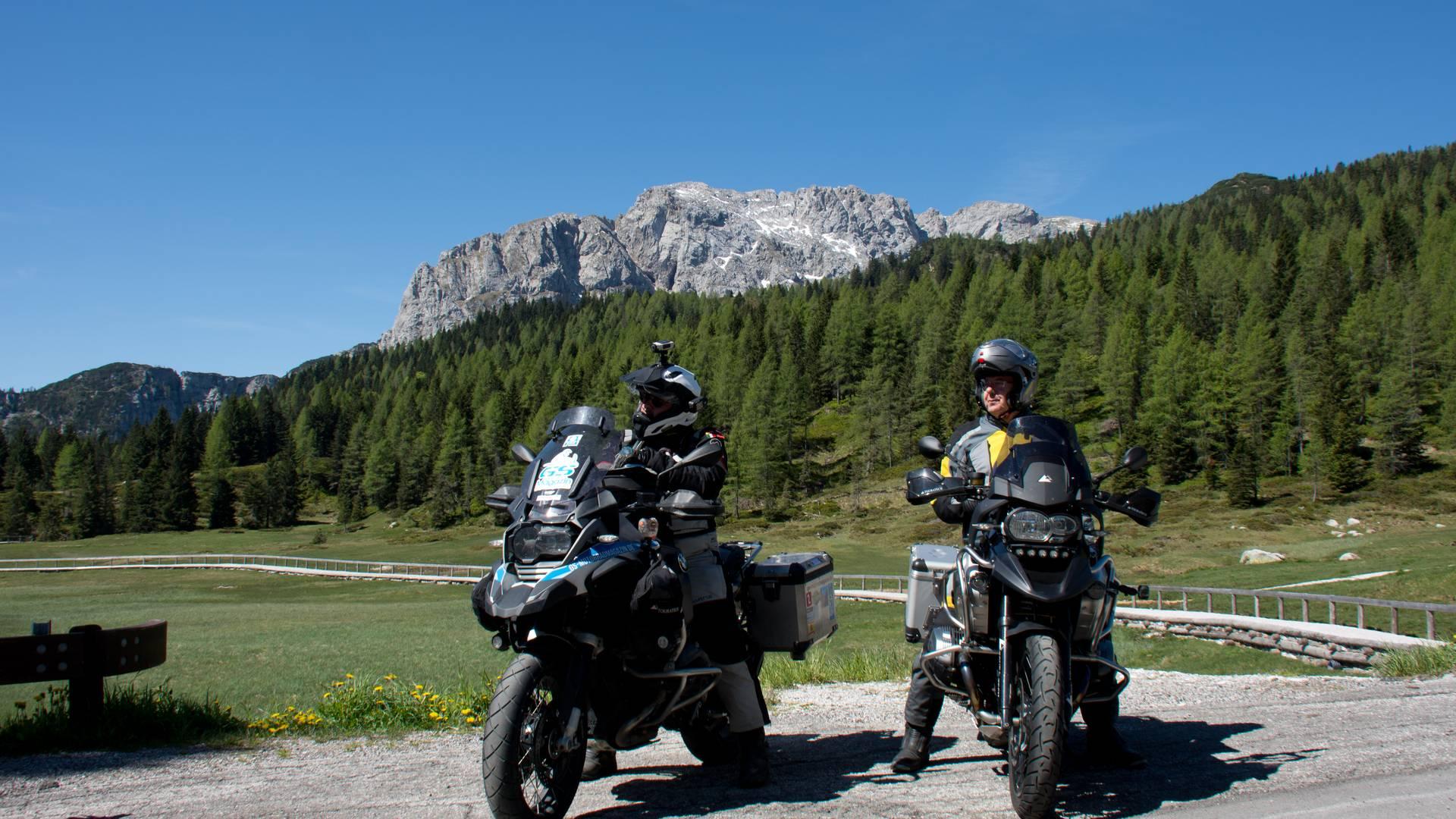 Motorradland Nassfeld