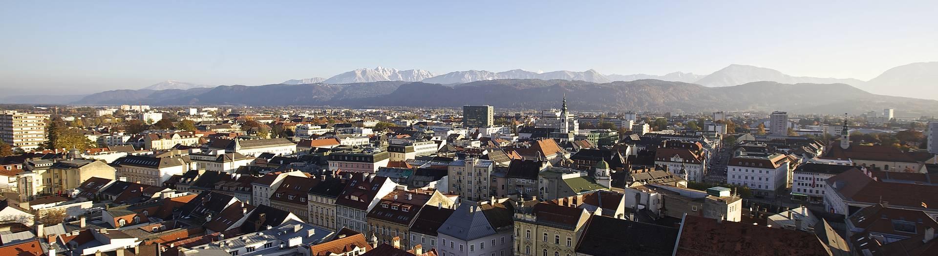 Stadtpfarrturm Klagenfurt