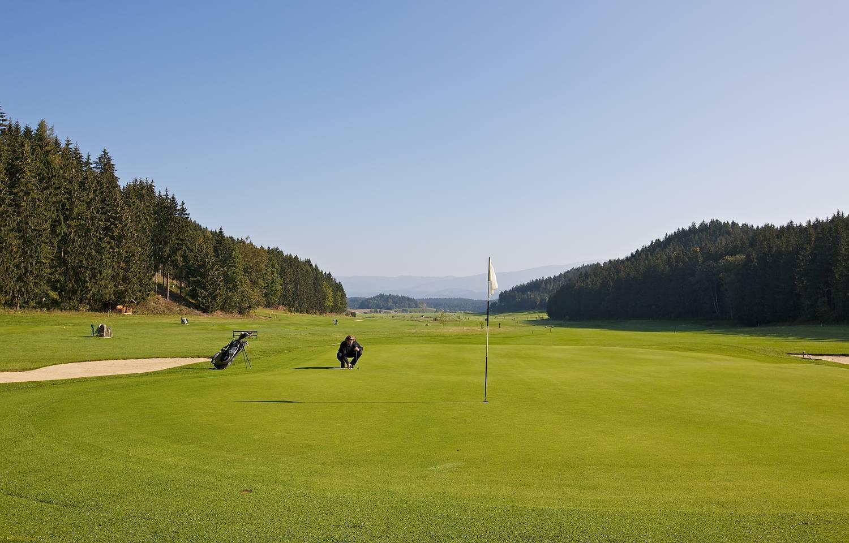 <p>Golf in Kärnten, Golfland, Golfland Kärnten, Golfclub St. Veit</p>