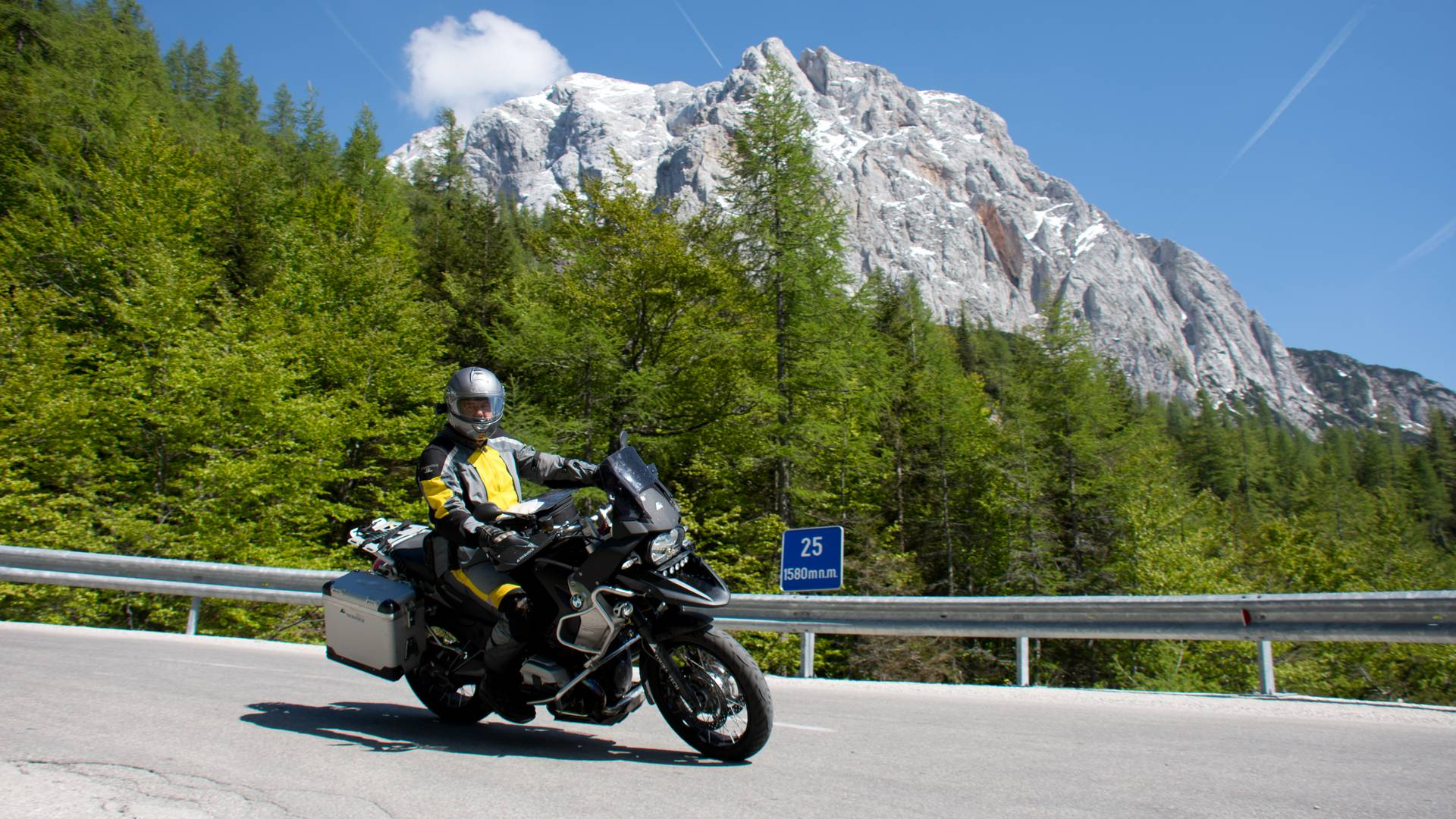 Motorradland Kärnten, Vrsic-Pass