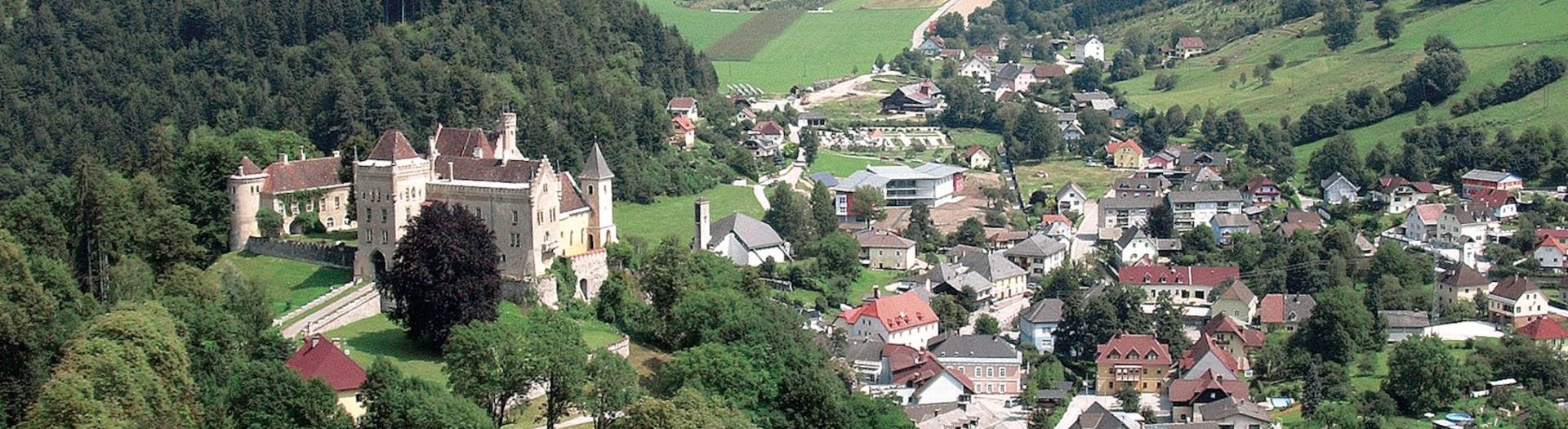 Eberstein in der Tourismusregion Mittelkärnten