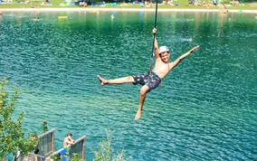 Kletterpark Greifenburg See