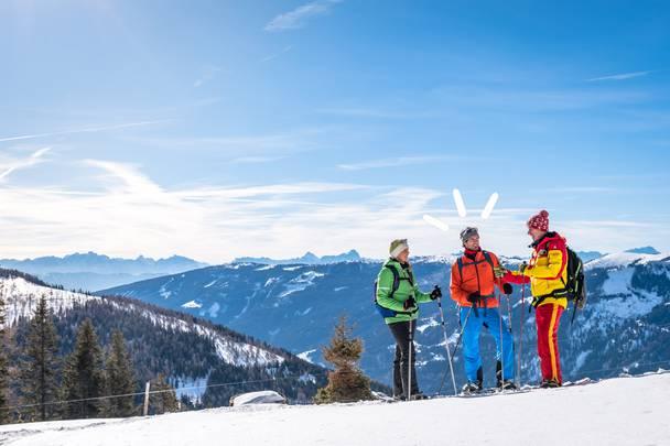 W19 BKK Region Regionshighlight Schneeschuhwandern c BRM MS Photography ARGE Naturerleben Michael Stabentheiner