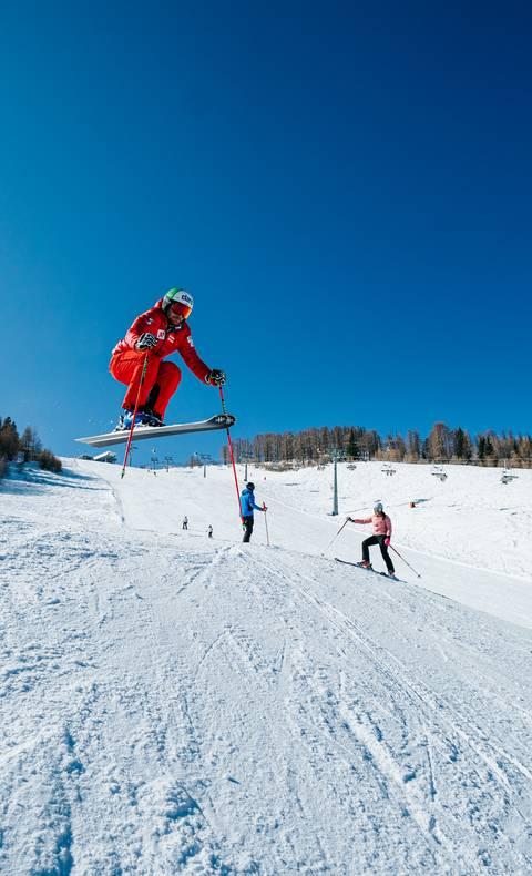 Petzen Skispass