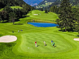 Golf Arena Bad Kleinkirchheim